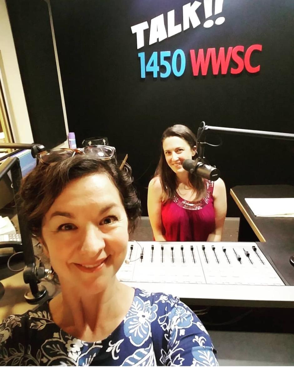 Wendy Waldron on ARCC radio show